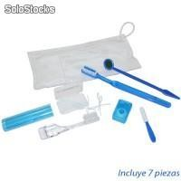 Kit dental c/7 piezas - Modelo:SL-501