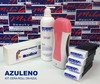 Kit depilacion cera roll on azul