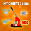 Kit Distintivo personalizzato 58MM