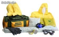 Kit Emergencias Quimicas GMT250