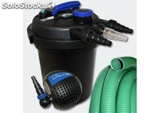Kit estanques 6.000 l MQT-301