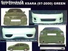 Kit Fibra - Citroen Xsara 1997-2000 - green