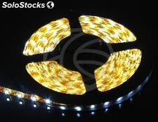 Kit Flexible led strip 6.5 lm/led 60 led/m IP65 5m white (LU01)