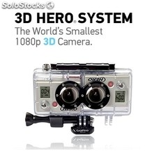 Kit GoPro 3D Hero System