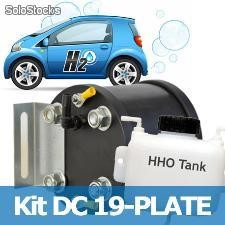 Kit hho completo 19 piastre for engine >1500 a 2400cc
