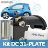 Kit hho completo 31 piastre for engine >2400 a 3400cc