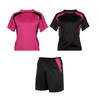 kit Homme fuchsia/noir sport collection