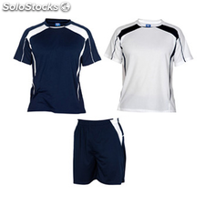 kit Homme marine/blanc sport collection