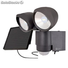 Kit iluminacion led con detector movimiento