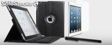 Kit Ipad Mini: Smart Cover 360°, Lapiz y Lamina Protectora.