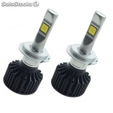 Kit Luce Led Bivio Per Skoda (include Kit Led Zesfor + Schede + Canceladores) -