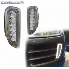 Kit Luces Diurnas Led Porsche Cayenne - Zesfor