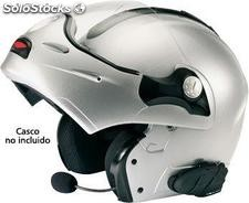 Kit Manos libres bluetooth para casco de moto