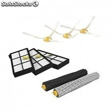 Kit mantenimiento irobot 4415866 - 2 filtros hepa - extractores aeroforce -