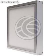 Kit montaje panel LED kubik 295x295mm (ND81)
