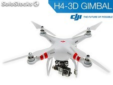 Kit Multicóptero DJI Phantom 2 + Zenmuse H4-3D edition