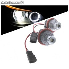 Kit Occhi Di Angel A Led-10w Per Bmw 2000/2007 - Tipo 2 - Zesfor