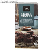 Kit para Brownie de Chocolate 605 gr.