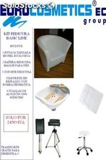 Kit pedicura basic line completo