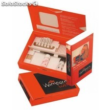 Kit permanent cils