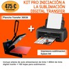 Kit pro iniciación a la sublimación digital transfer