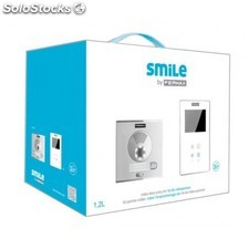 "Kit SMILE 3,5"" 1 platine de rue,1 moniteur"