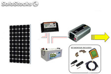 Kit Solar 500W Eco Tejado