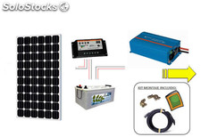Kit Solar 600w eco Tejado