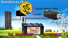 Kit Solar fotovoltaico Super 500w
