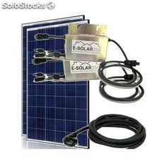 Kit Solar sirio Duplo 500W c/cable IP65 (exterior)
