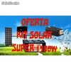 Kit solar super1500m 1500 con inversor modificada