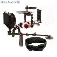 Kit soporte para hombro blackmagic cinema offset
