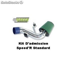 Kit speed r peugeot 206 1,1L i xr 60CV 98-06
