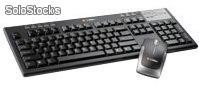 Kit Teclado/Mouse Labtec Media Wireless Desktop 800