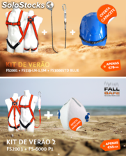 Kit Verão Fall Safe™