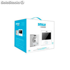 "Kit video Smile 7"" 1 linea Fermax"