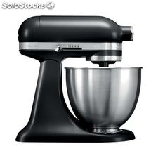 KitchenAid Artisan Mini 5KSM3311XEBM Negro Mate