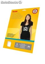 Kodak Dark T-shirt Transfer Paper