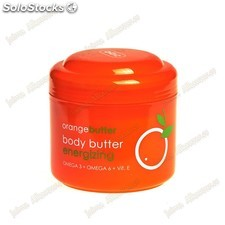 Körper-anregend-orange butter - 200 ml
