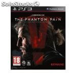 Konami metal gear solid v: the phantom pain day one edition, playstation 3,