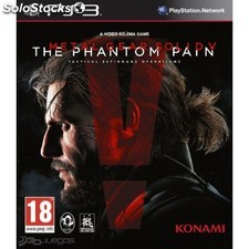 Konami - Metal Gear Solid V: The Phantom Pain Day One Edition, PlayStation 3