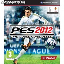 Konami - Pro Evolution Soccer 2012, PS3