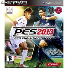 Konami - Pro Evolution Soccer 2013, PS3 PlayStation 3 vídeo juego