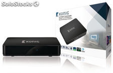 König Streaming box para Android, ideal para reproducir películas, juegos y