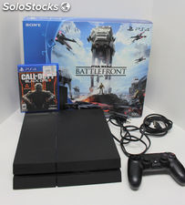 Konsola PlayStation 4 PS4 500 Gb Negra Podwozie c CUH1216A