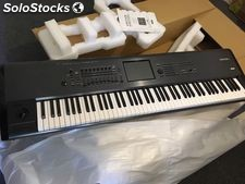Korg Kronos X-61 Keyboard Synthesizer estación de trabajo