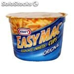 Kraft macaroni & cheese dinner original flavor 58G