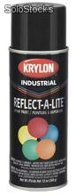 Krylon Industrial reflect-a-lite Spray Paint Pintura Reflejante