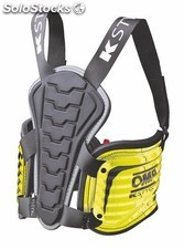 Ks body protection fluo amarillo talla m-l