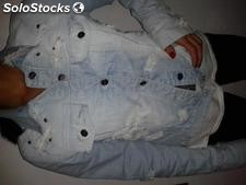 Kurtki jeans made in italy